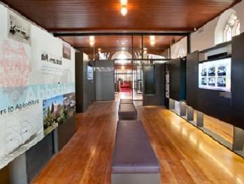 Good Shepherd Chapel history Centre